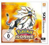 Nintendo 3DS Pokemon Sonne