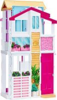 Mattel Barbie 3 Etagen Stadthaus (DLY32)