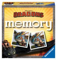 Ravensburger DR: Dragons memory® (21118)