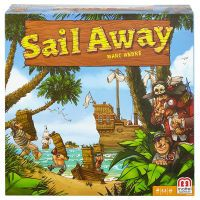 Mattel, Sail Away, DNM66