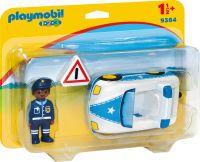 Playmobil, Polizeiauto 9384