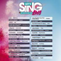 Let\'s Sing 2018 mit Deutschen Hits + 2 Mics (PS4)