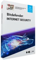 Bitdefender Internet Security 1 Gerät / 18 Monate