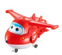 Super Wings JETT Transform Spielzeugfigur Medium