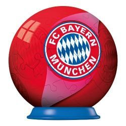 Ravensburger Puzzle FC Bayern München 3D-Puzzle Ball