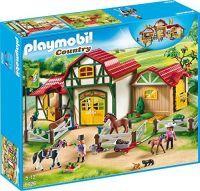 playmobil - Country - Großer Reiterhof