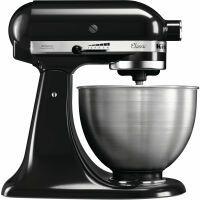 KitchenAid Küchenmaschine 5K45SSEOB Classic 4.3L - Black