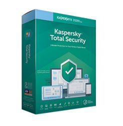 KASPERSKY LAB KASPERSKY Total Security 3 Geraete Upgrade FFP Box (DE) (KL1949G5CFR-9FFP)