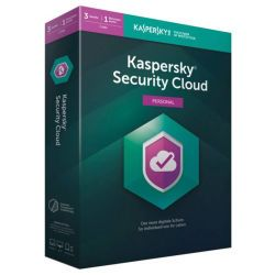 KASPERSKY LAB KASPERSKY Security Cloud Personal Edition 3 Geraete Sierra Box (DE) (KL1923G5CFS-9)