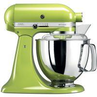 KitchenAid Küchenmaschine 4.8L Artisan apfelgrün (5KSM175PSEGA)