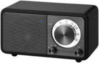 Sangean MINI FM RADIO     M. BLUETOOTH (WR7BLACK          SW)