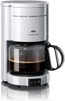 Braun Aromaster Classic Kaffeemaschine KF 47 Weiß