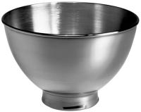 KitchenAid Zubehör für Küchenmaschine 4.3L &  4.8L Edelstahlschüssel 3,0 L poliert ohne Griff (5KB3S
