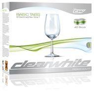 Clearwhite Tabs für Geschirrspüler CW35031 Basic Tabs 40 Stk. im Karton