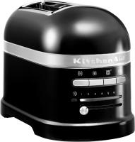 KitchenAid Toaster 2-Scheiben ARTISAN onxy schwarz (5KMT2204EOB)