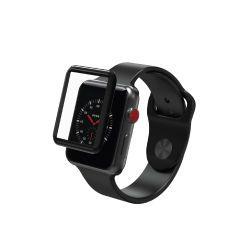 Zagg InvisibleShield Glass Curve Elite für Apple Watch 42 mm, Series 3
