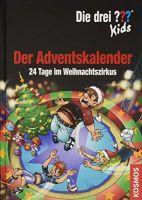 Kosmos Die drei ??? Kids, Der Adventskalender (Buch)