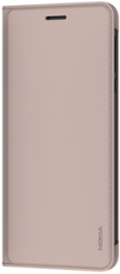 Nokia CP-306 cream für Nokia 3.1 Flip Cover /