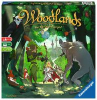 Ravensburger, Woodlands, 29,7x29,7x5 cm, 26777