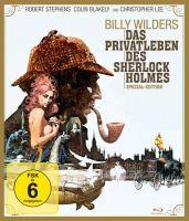 Das Privatleben des Sherlock Holmes - Special Edition (Blu-ray)