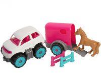 Power Worker BIG-PW Mini Ponytransporter-Set