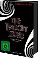 The Twilight Zone - Die komplette Serie (Keepcase) (30 DVDs)