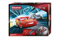 Carerra CARRERA GO CARS 3 FINISH FIRST! 62418