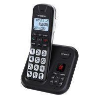 emporia GD61AB DECT Großtasten Schnurlostelefon mit Anrufbeantworter