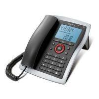 Emporia T14 CLIP-Komfort Telefon schwarz-silber