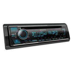Kenwood Autoradio CD USB iPod BT sw/rt (KDC-BT530U)