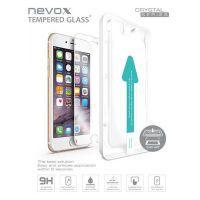 nevox NEVOGLASS Apple iPhone 8/7/6/6s tempered Glass mit Easy App