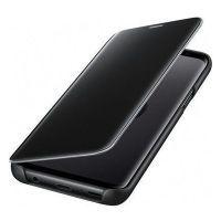 Samsung Galaxy S9 Clear-View Standing Cover Black (EF-ZG960CBEGWW)