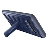 SAMSUNG Protective Cover schwarz für Galaxy S10 smartphone Cover (EF-RG973CBEGWW)