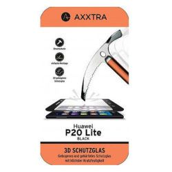 Axxtra Displayschutz Glas P20 Lite sw (PROT-FGLAS-P20LB)