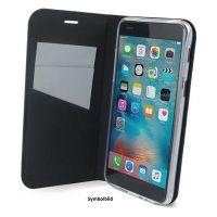 Axxtra Book Case iPhone XR sw (LTB-NAP-IPXR-B)