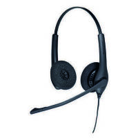 Jabra Headset BIZ 1500 binaural NC Wideband schnurgebunden (1519-0154)
