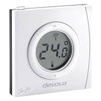 devolo Home Control Raumthermostat (9361)