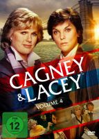 Cagney & Lacey, Volume 4 (6 DVDs)