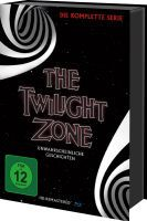 The Twilight Zone - Die komplette Serie (Keepcase) (30 Blu-rays)