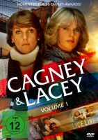 Cagney & Lacey, Volume 1 (5 DVDs)