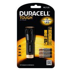 DURACELL MLT-2C 100052 Taschenlampe LED schwarz