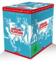 Adriano Celentano Azzurro-Edition (9 Blu-rays + 1 CD)