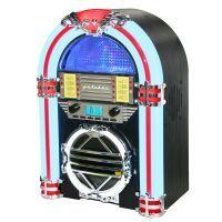 Silva Schneider Retro Audio Center Jukebox 66 Bluetooth