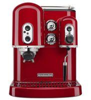 KitchenAid Espressomaschine ARTISAN empire rot (5KES2102EER)