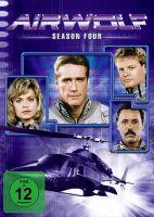 Airwolf - Die komplette 4. Staffel (6 DVDs)