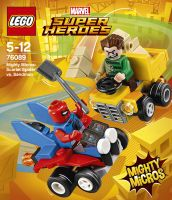 LEGO HERO MIGHTY MICROS SORT. (76089)