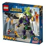 Lego, Lex Luthor Mech 76097, DC Universe Super Heroes™, 28x26x5,7 cm