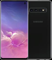 Telekom Samsung Galaxy S10 128 GB -prism black- 0020 Dual-SIM
