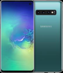 "Samsung Galaxy S10 128GB DS Green 6.1"" Android (SM-G973FZGDDBT)"