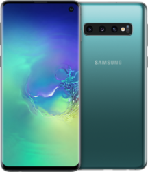 Telekom Samsung Galaxy S10 128 GB -prism green- 0020 Dual-SIM